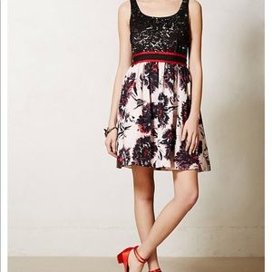Peter Som for Anthropologie Party Dress Sz 2